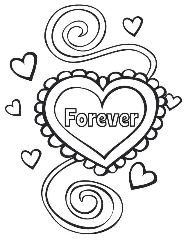 8 Images of Wedding Coloring Pages Printable