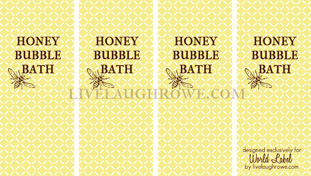 8 Images of Bubble Bath Free Printable