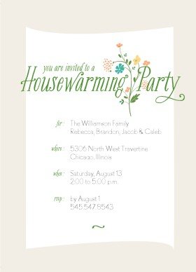 housewarming party invites free template - 9 best images of housewarming party templates free