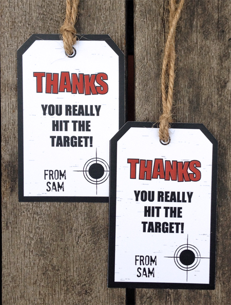 8 Images of Made By Tag Printables