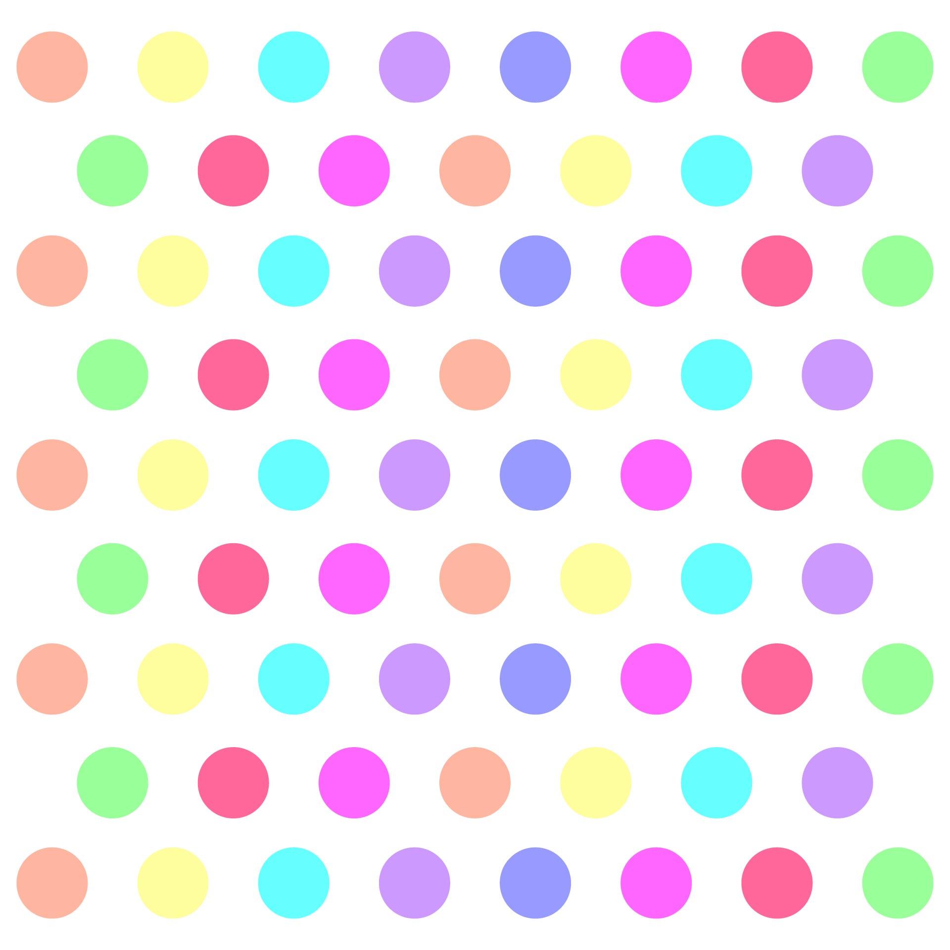 Polka Dot Paper Printable