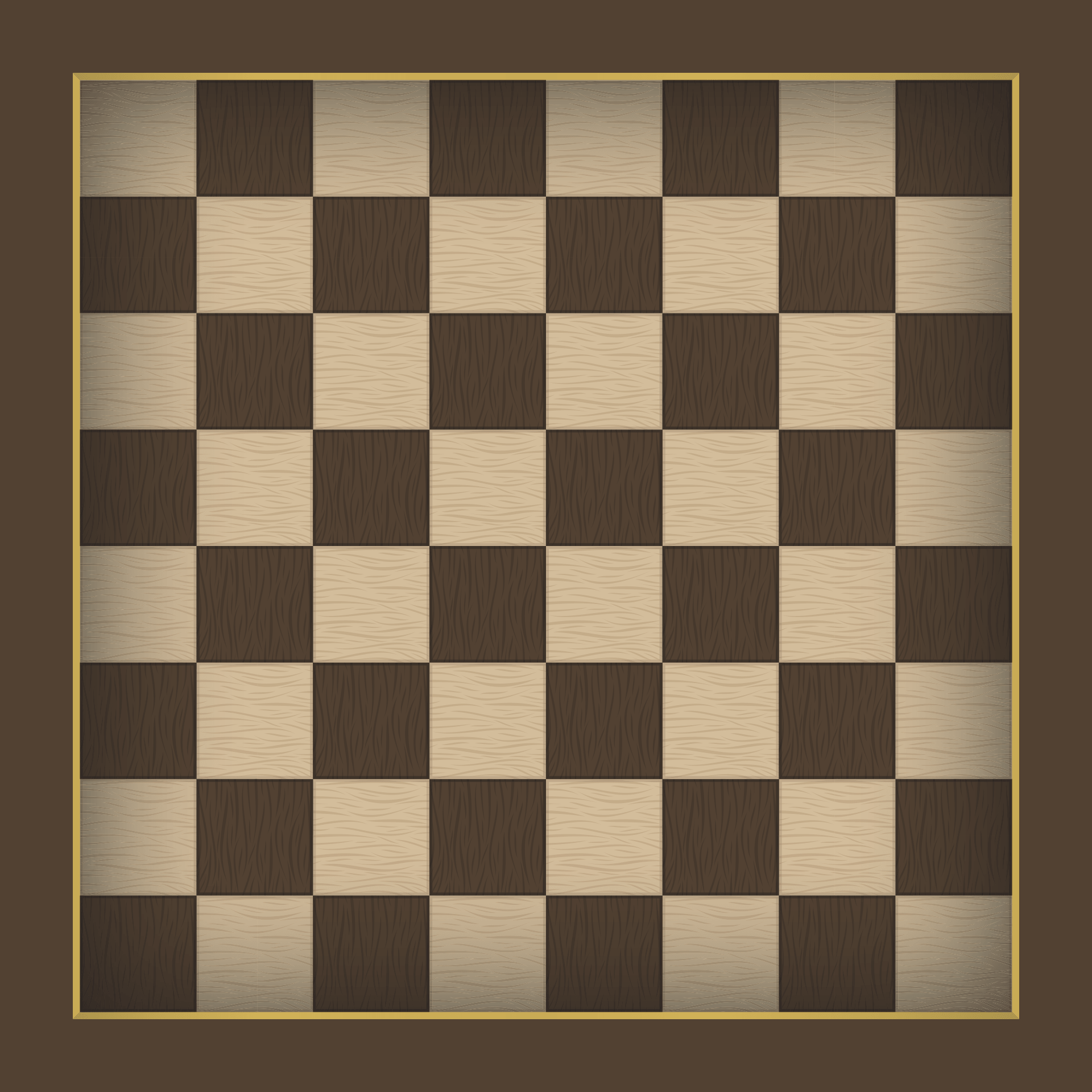 Printable Checkerboard Game Board