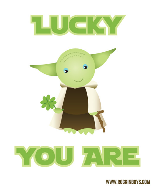 Star Wars St. Patrick's Day