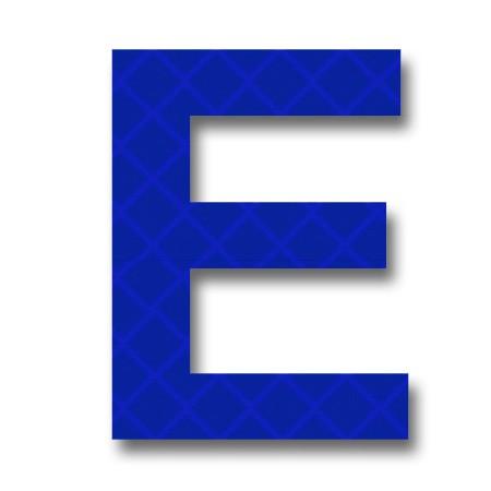 Pics For > Letter E Logo Blue