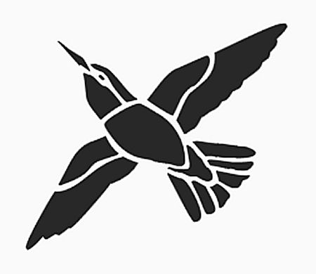 7 Images of Free Printable Bird Stencil Patterns