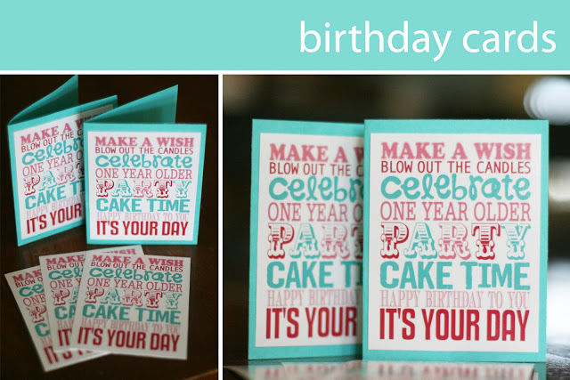 6 Images of Mommy Free Printable Birthday Cards