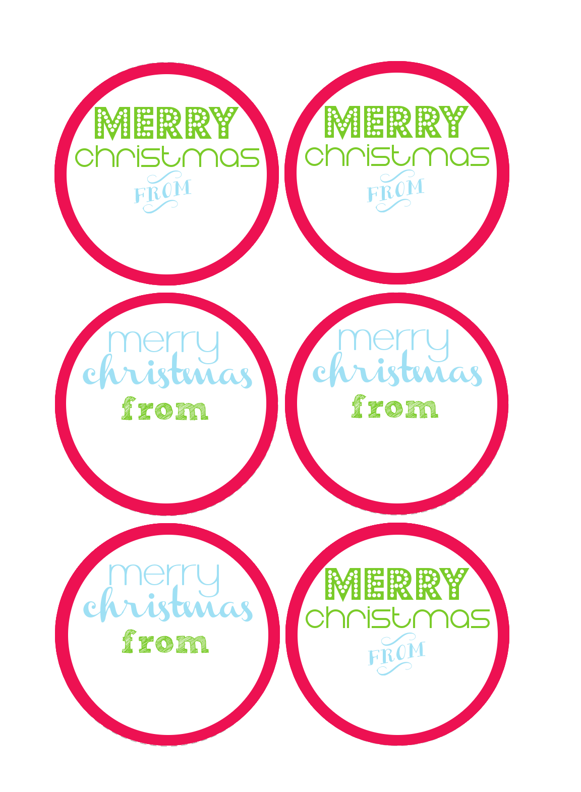 7 best images of merry christmas printable cookie tags merry christmas tags printable free. Black Bedroom Furniture Sets. Home Design Ideas