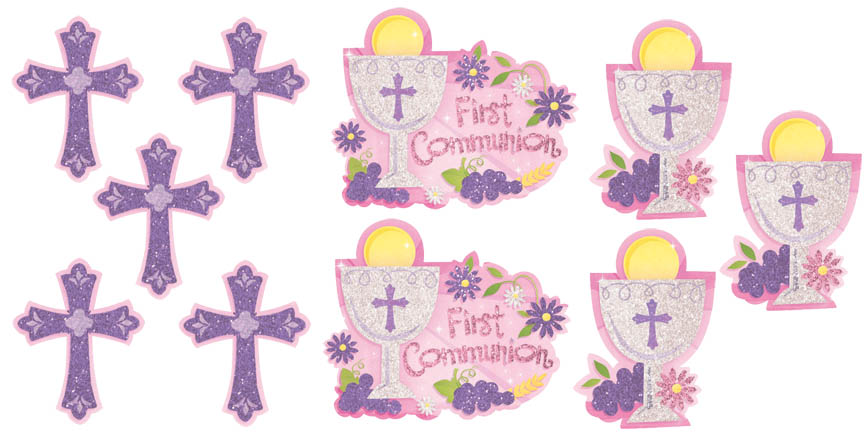 7 Best Images of Printable First Communion Banner Patterns ...