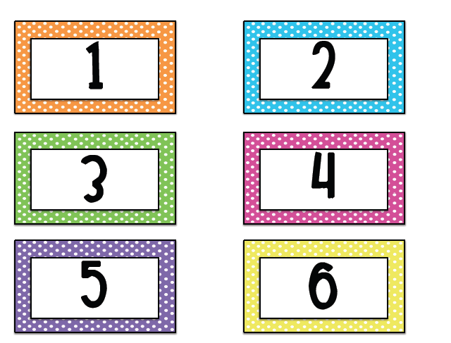 locker tag templates - 8 best images of free printable number labels circle