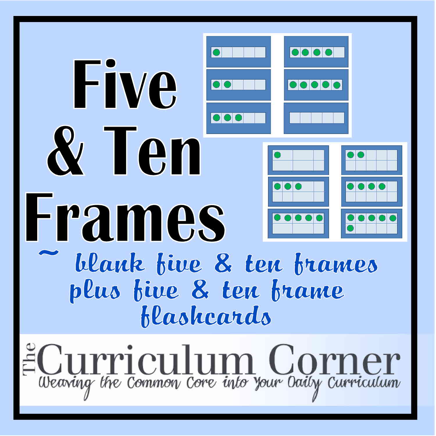 10 Frame Worksheets For First Grade Templates and Worksheets – Free Common Core Math Worksheets for First Grade