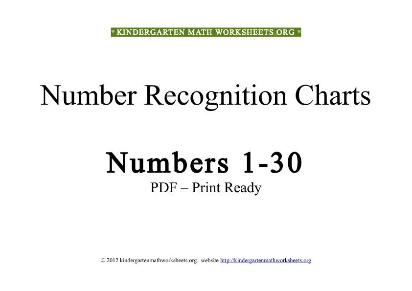 math worksheet : 7 best images of printable numbers 1 30 worksheet  printable  : Kindergarten Number Worksheets 1 20