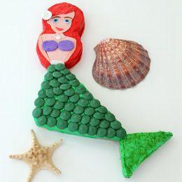 Little Mermaid Cake Recipe