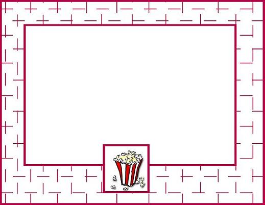 Movie Ticket Invitation Template for best invitation example