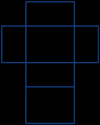 ... 3d Rectangular Prism Template Printable Rectangular Prism Template 3d
