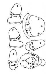 6 Images of Santa Claus Printable Cutouts