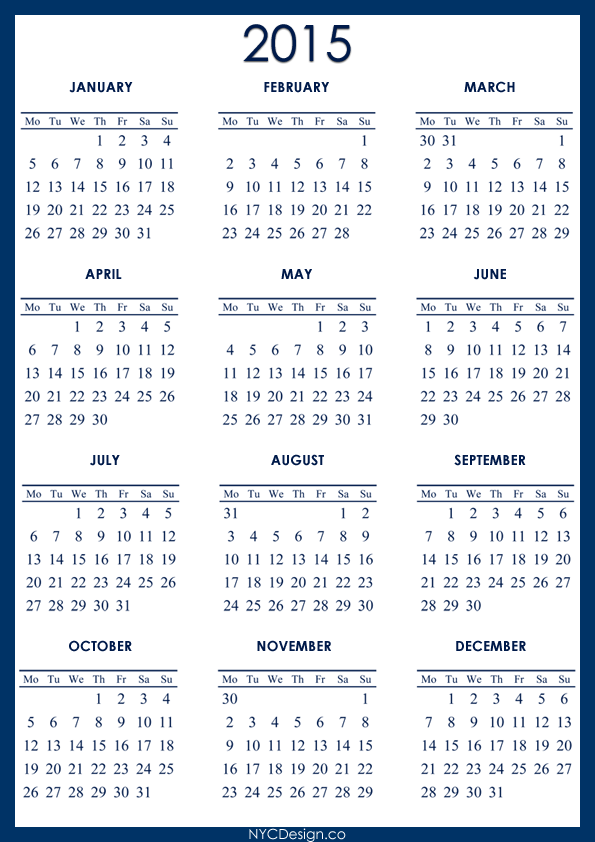 6 Images of Printable March 2015 Calendar On 8 12 X 11 Paper