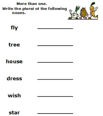 Number Names Worksheets » English Printable Worksheets For Grade 4 ...
