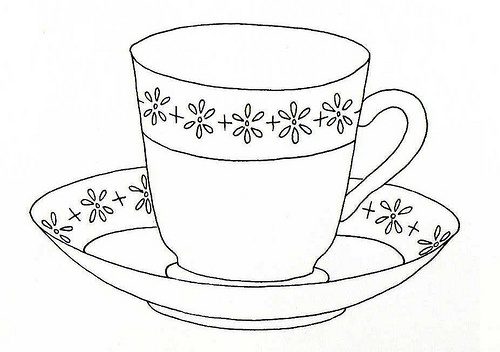 7 Images of SH Tea Printable