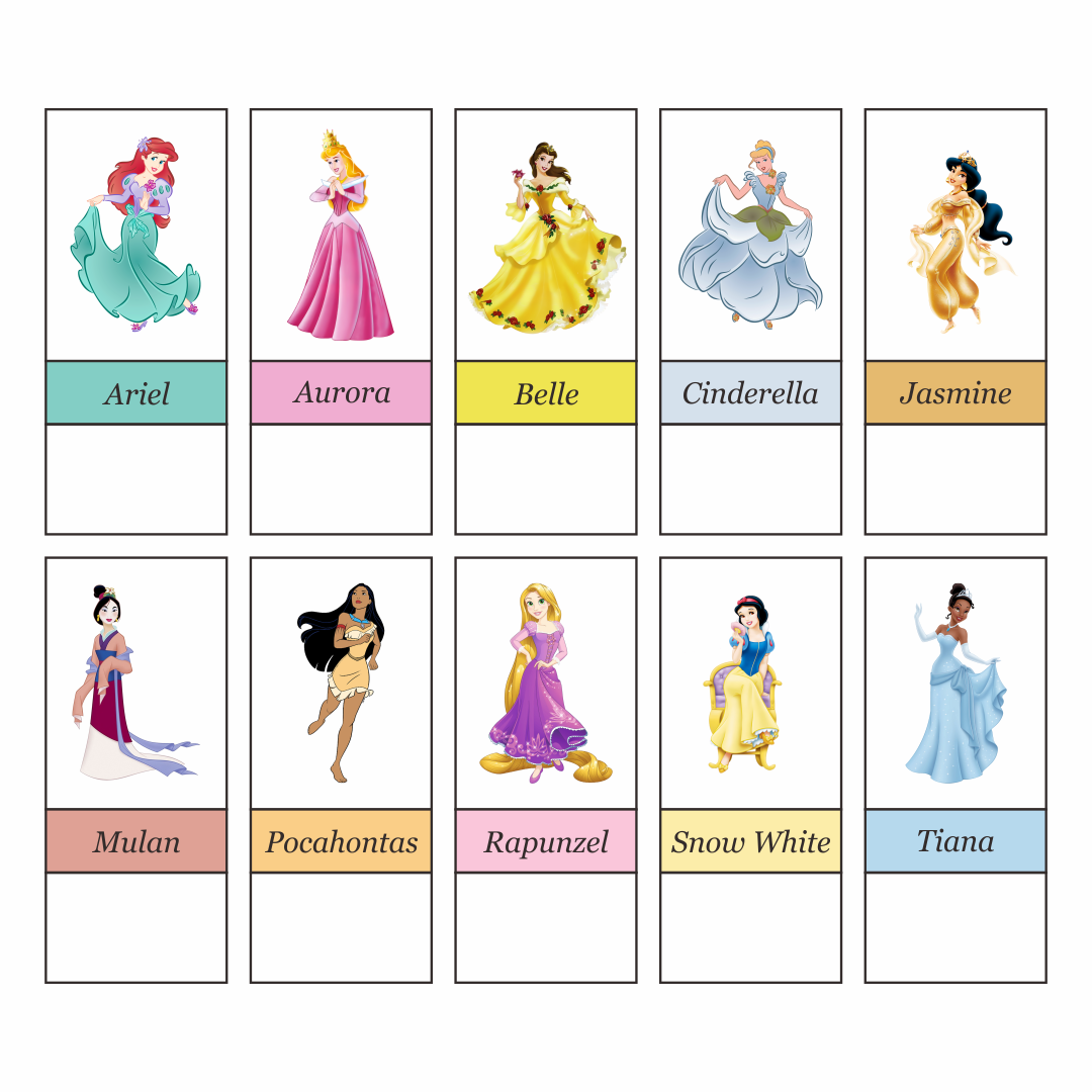 Disney Board Games Printable