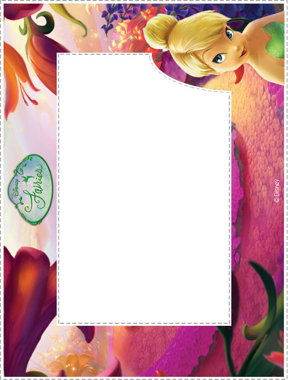 Disney Fairies Frame