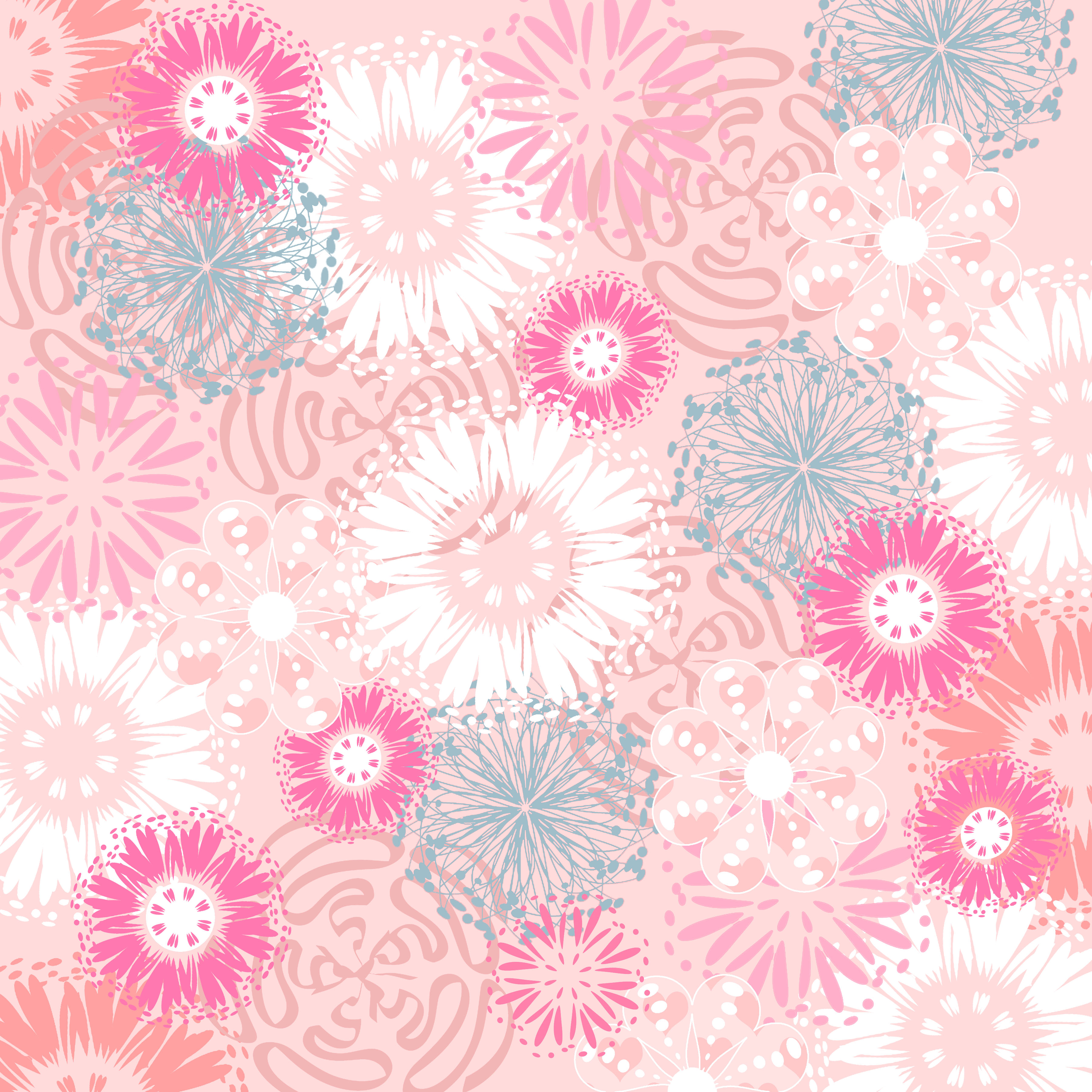 8 Images of Free Printable Scrapbook Paper Backgrounds