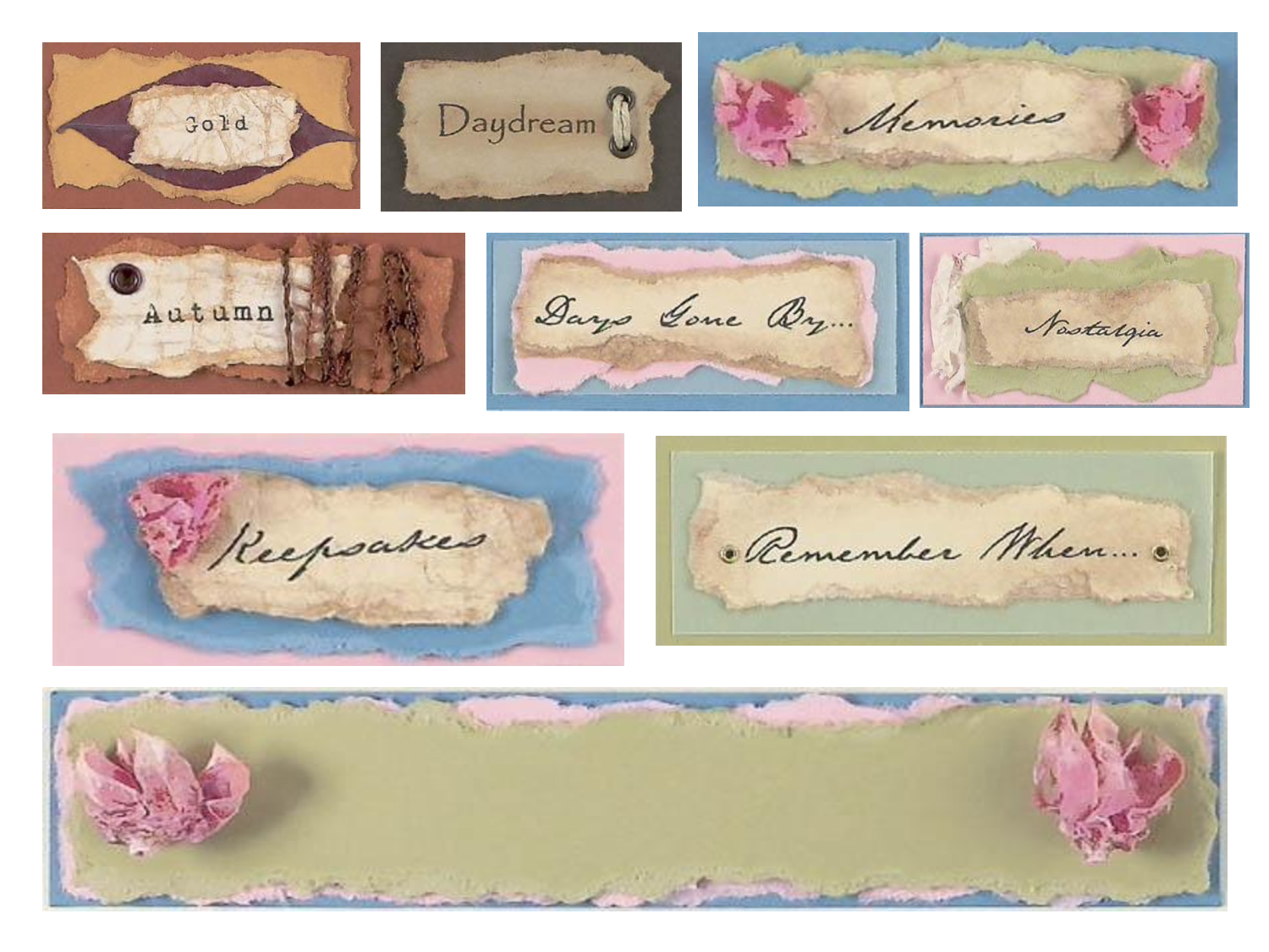 6 Images of Scrapbook Tags Templates Free Printables