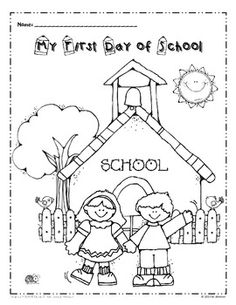 Printables Kindergarten First Day Of School Worksheets activities for first day of school kindergarten 1000 ideas about free printable coloring sheets grade math coloring