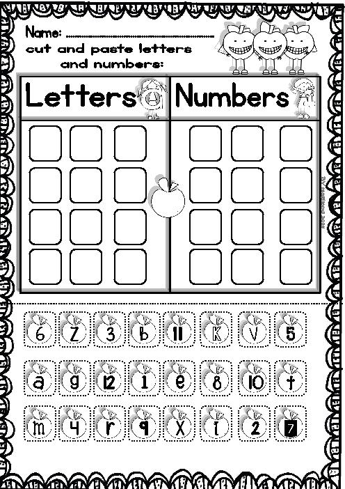 8 Best Images of School Packets Free Printables - Free ...