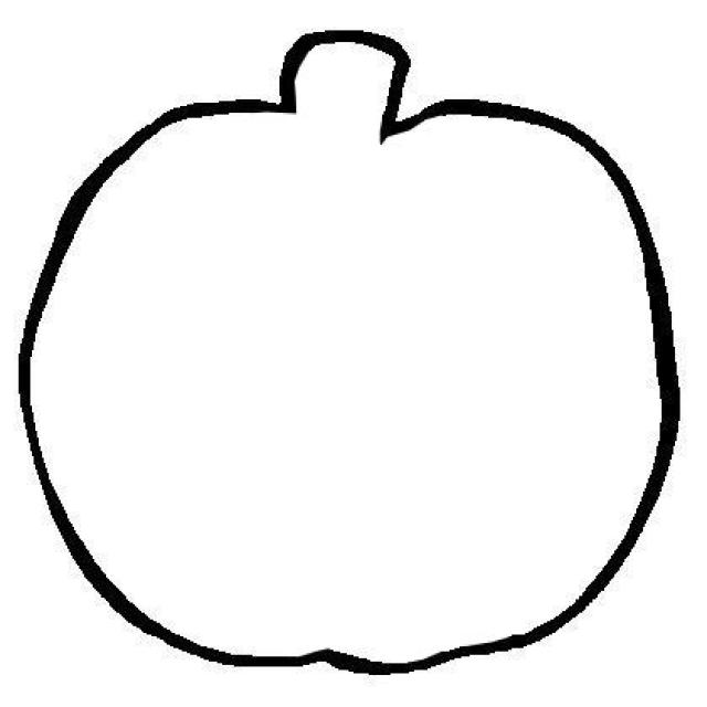 pumpkin cut out coloring pages - photo#22
