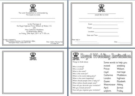 6 Images of Invitation Printable Sheets