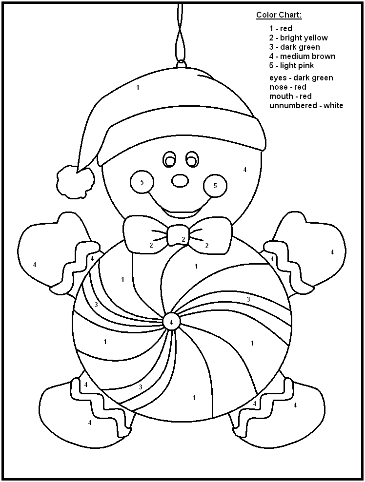 online coloring christmas pages | Christmas Printable Images Gallery Category Page 19 ...
