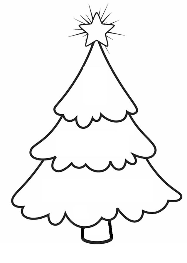 Christmas Tree Cutouts Printable