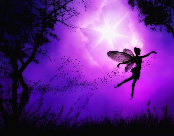 4 Images of Printable Pictures Fairies Pixies