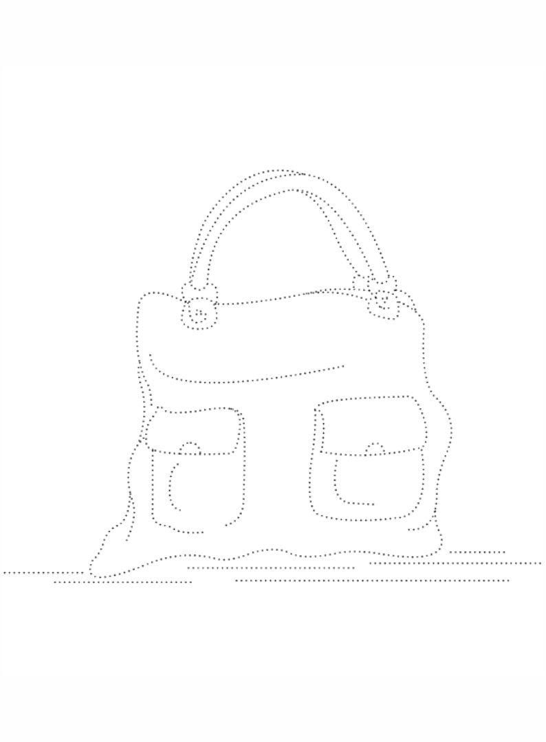 Leather Purse Pattern Printables