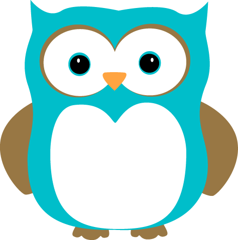 8 Images of Printable Cute Owl Clip Art
