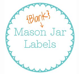 6 best images of blank printable baby food jar labels for Jelly jar label template