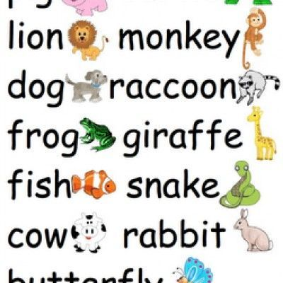 6 Images of Preschool Printables Alphabet Word Wall