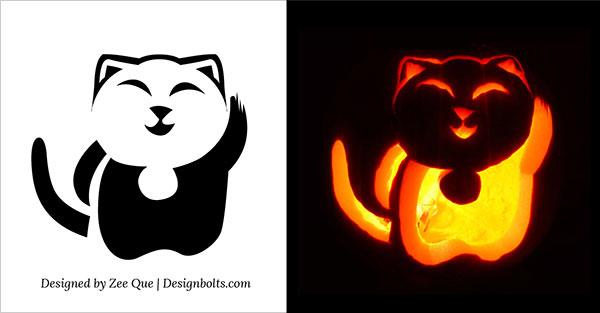 Best images of printable funny pumpkin carving patterns