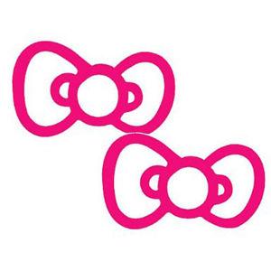 Hello Kitty Pink Bow Clipart Image Gallery hello ki...