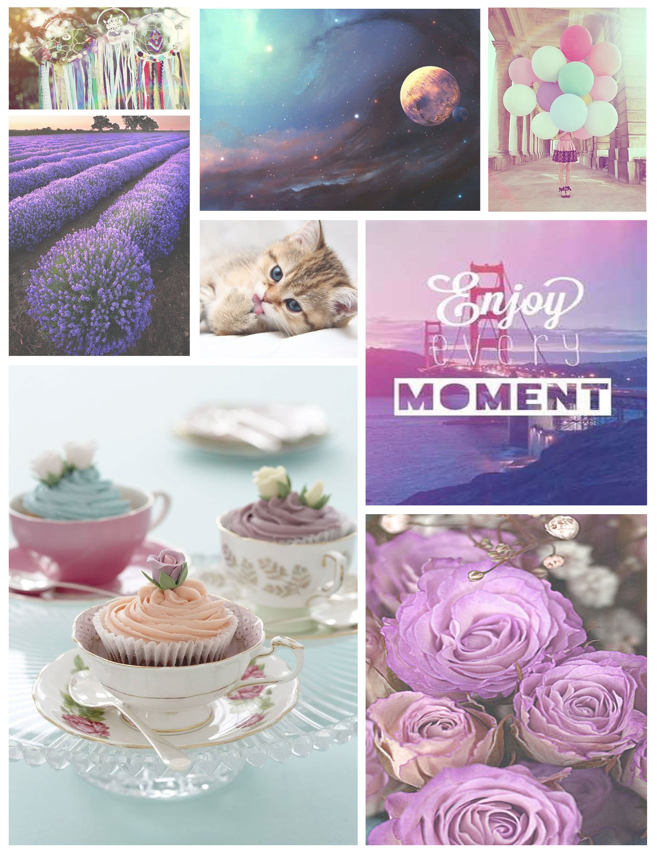7 Images of Tumblr Collage Printable