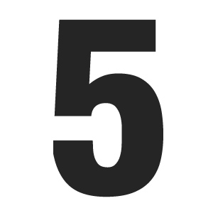 ... 50, Printable Number 5 Template and Printable Number 5 Template