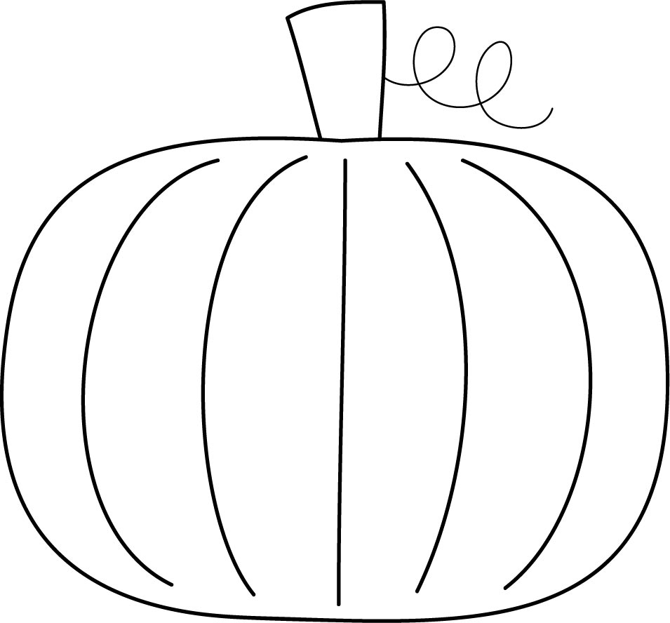 pumpkin coloring pages free printable 8 best images of pumpkin cutouts printable pumpkin cut