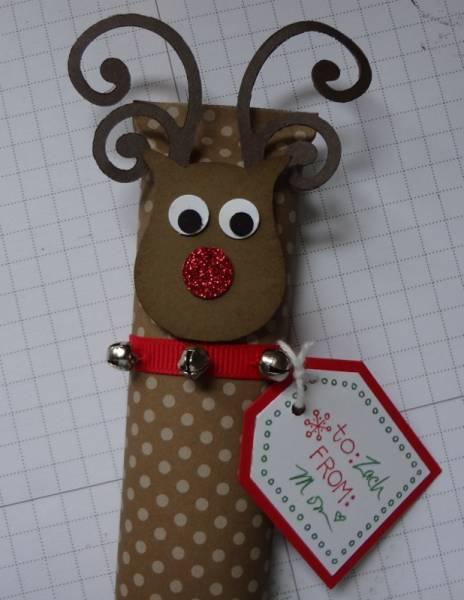 5 Images of Reindeer Candy Bar Wrappers Printable