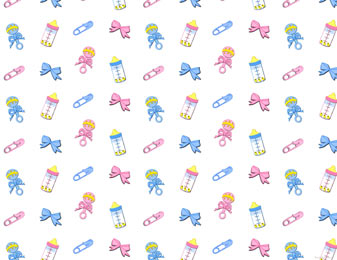 5 Images of Free Printable Baby Shower Clip Art