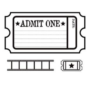 5 Images of Admit One Ticket Template Printable