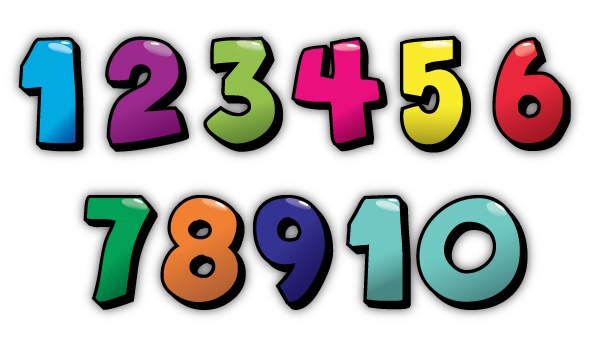 7 Best Images of Printable Bubble Numbers 0-10 - Free ...