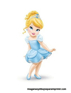 7 Images of Baby Disney Princess Printable