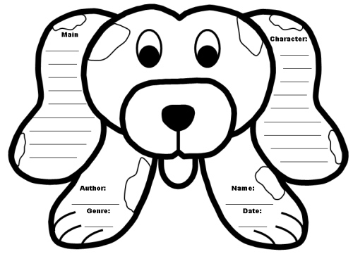 7 Best Images Of Dog House Template Printable