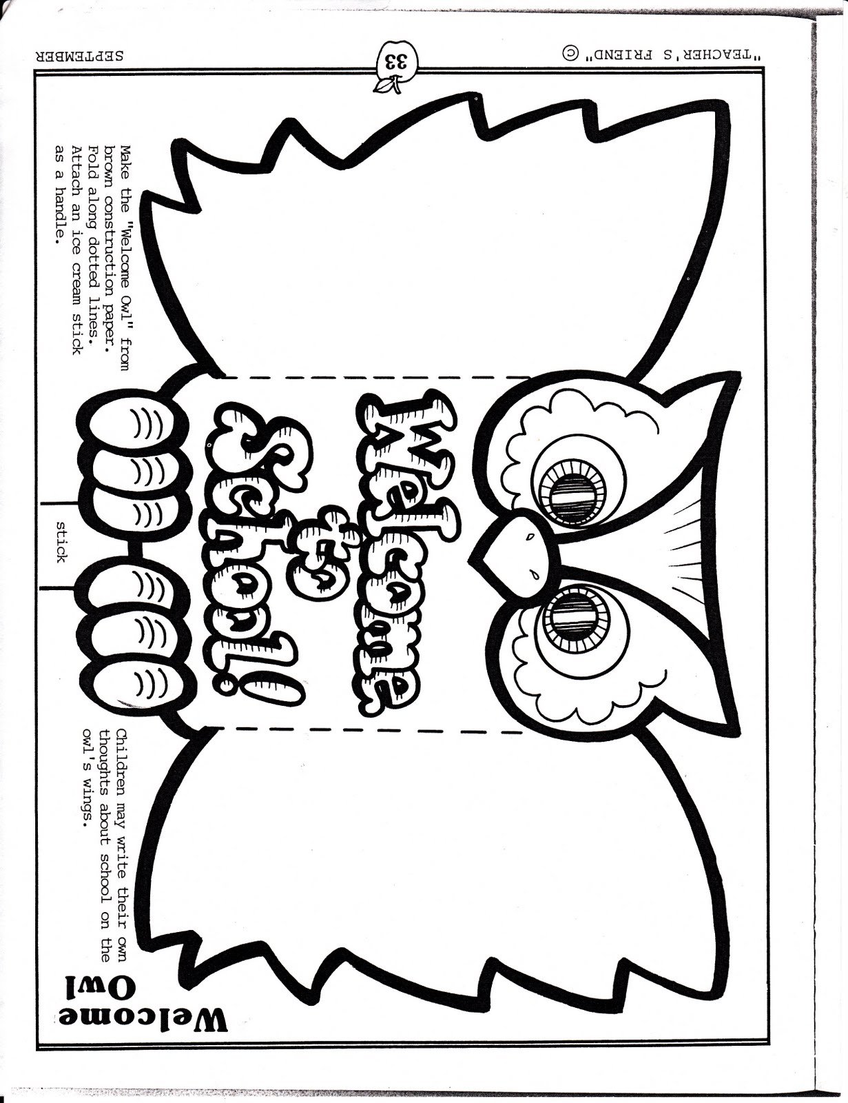 school open house coloring pages - photo#21