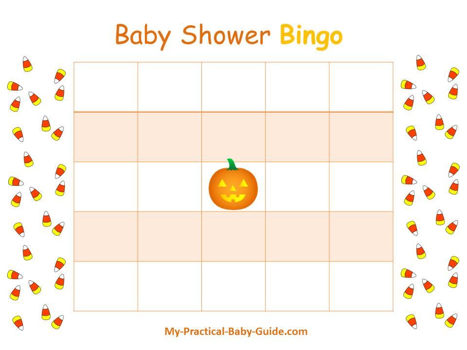 free printable baby shower bingo games via